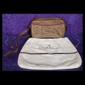 Vintage Gucci the accessories collection purse